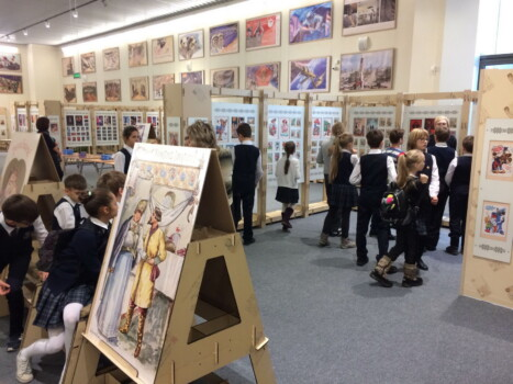 Музей открытки санкт-петербург